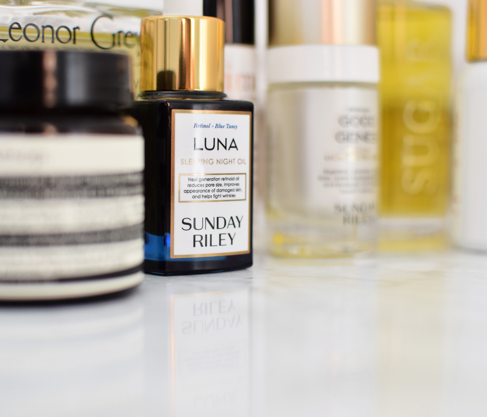 My top skincare products and why they work for me // Melrose Journal