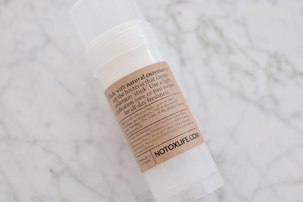 No Tox Life Natural Deodorant