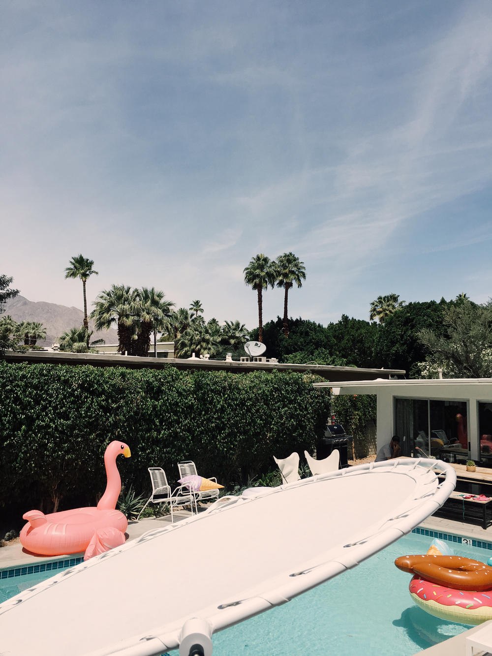 The Amado, Palm Springs by Alia Serban