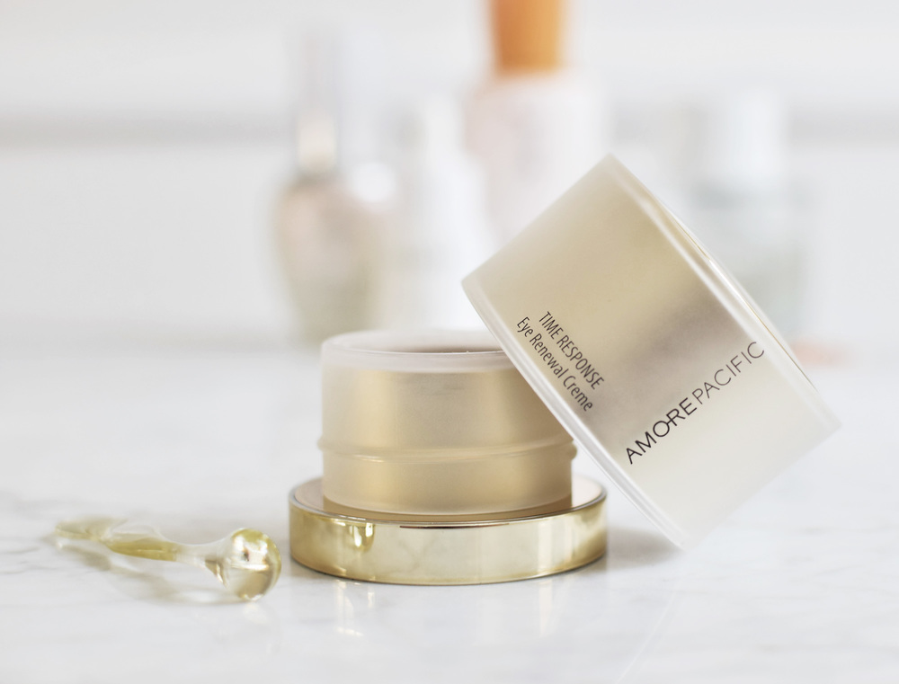 Time Response Eye Cream by Amore Pacific is THE eye cream of the moment.