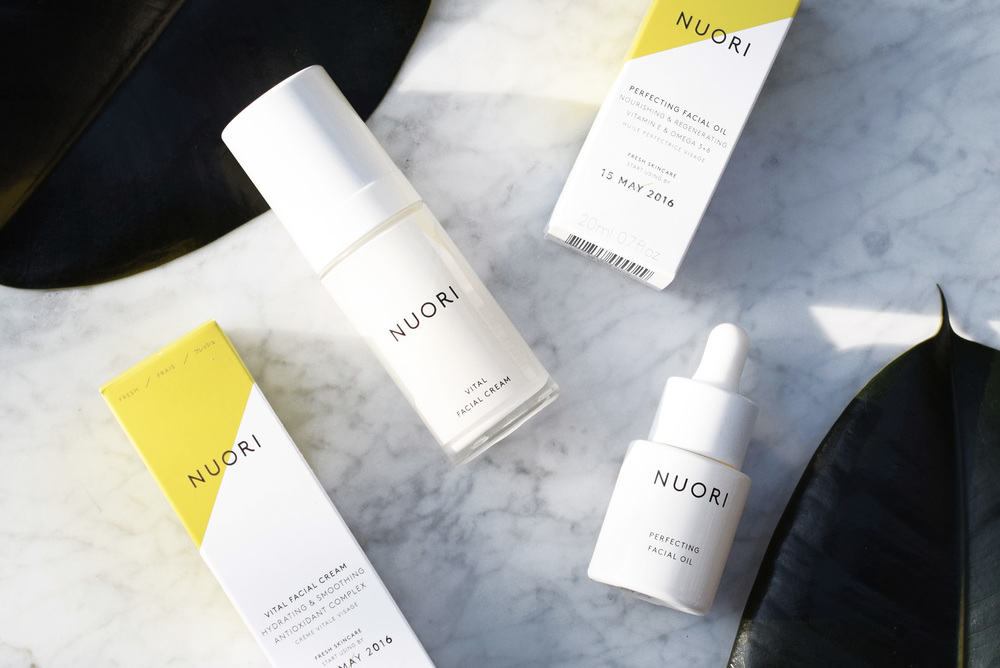NUORI skin care // Alia Serban Journal