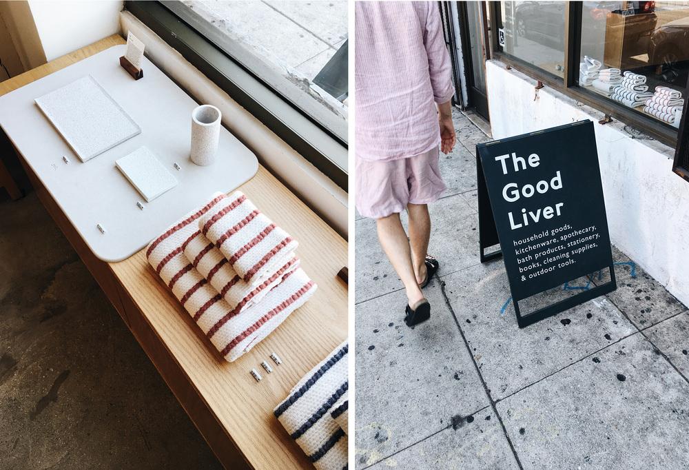 The Good Liver - Alia Serban Journal