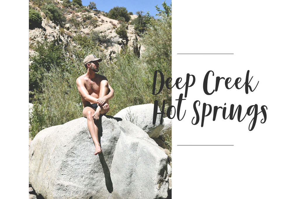 Deep Creek Hot Springs - www.themelrosejournal.com