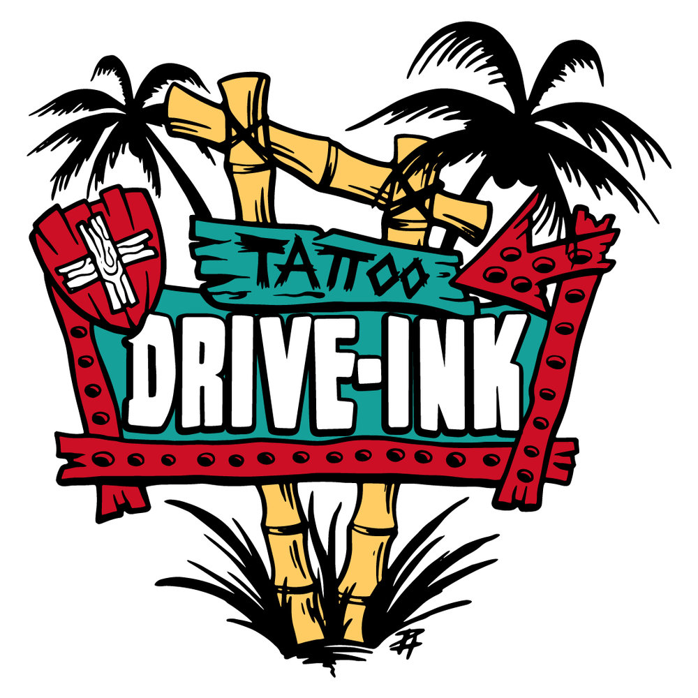 DRIVE-INK TATTOO