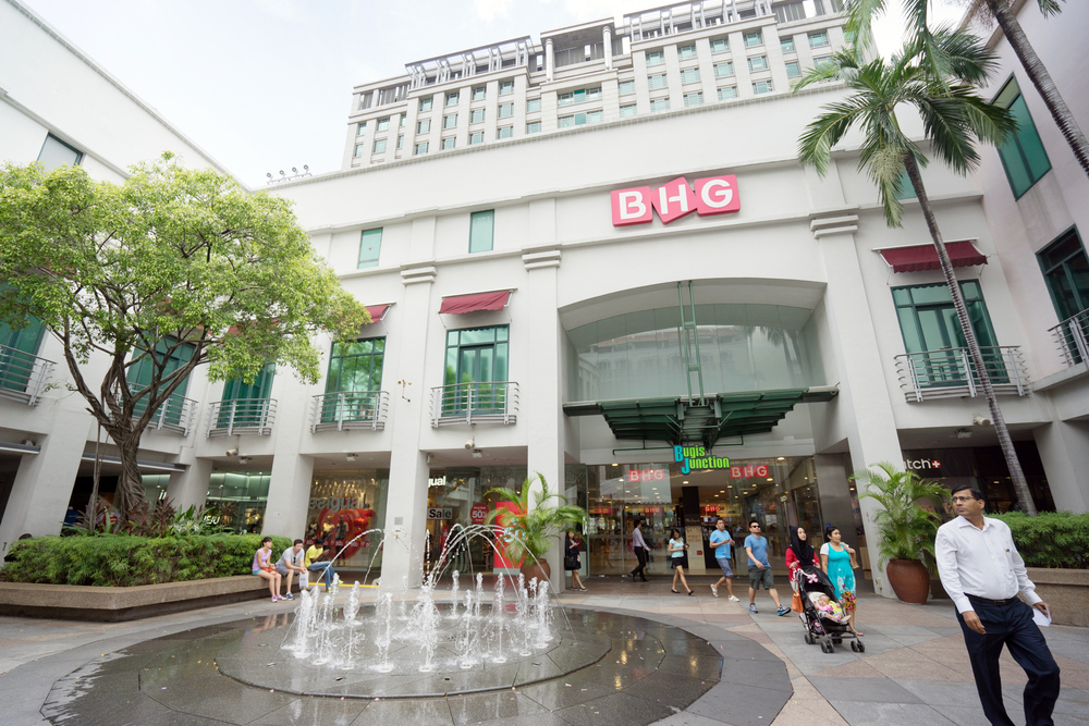 CENTRALLY LOCATED    Bugis is in the heart of Singapore, close to the CBD where businesses and banks operate, the shopping district along Orchard Road, historical neighbourhoods like Little India and   Chinatown, plus a whole range of malls and other facilities.