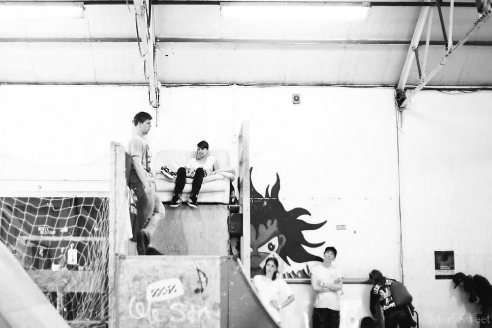 Girl Skate Jam UK
