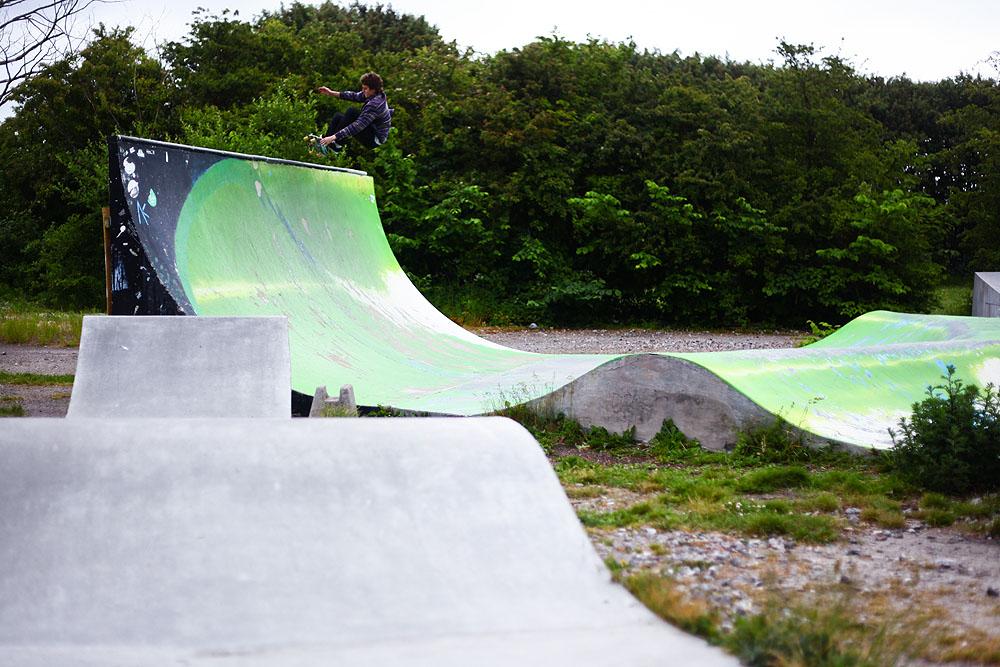 Etienne bara sibbarp skatepark