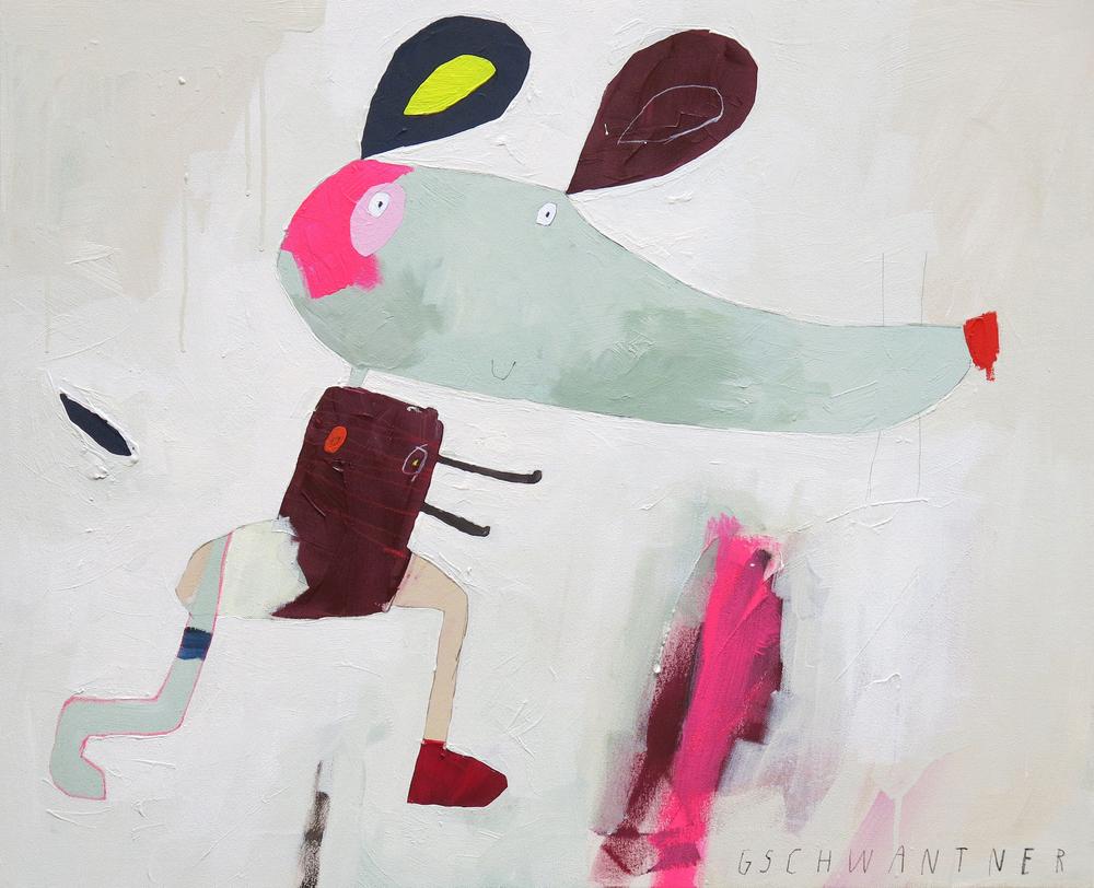 Bewegte Maus 2, 2015,94 x 79