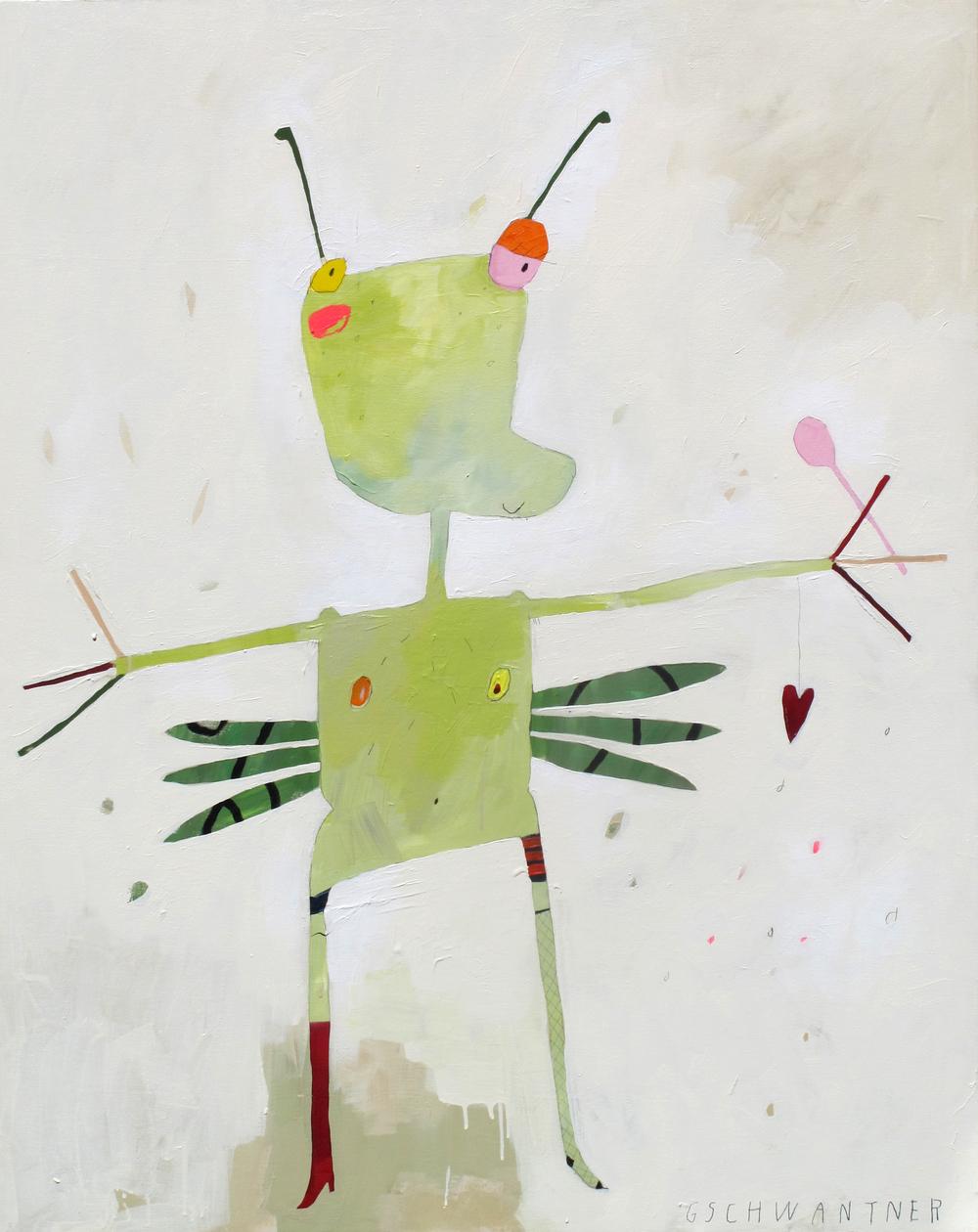 Zuversichtling, 2012, 115 x 145