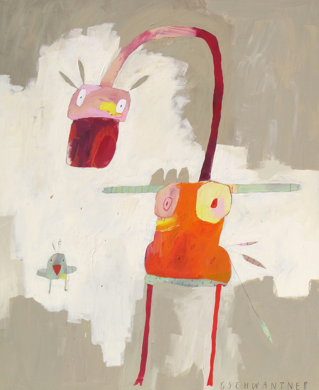 Ententier, 2012, 115 x 145