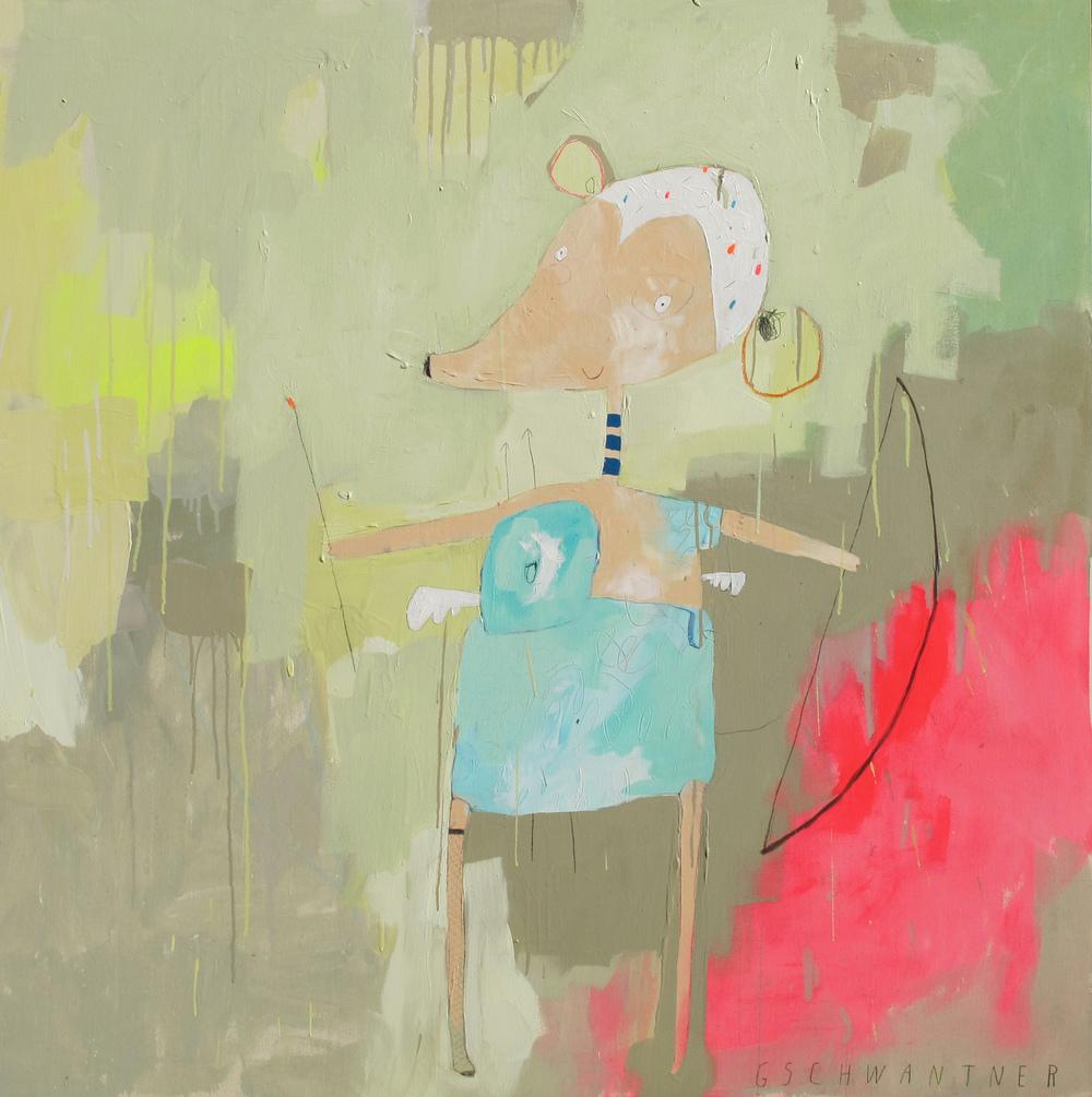 Amormaus, 2012, 125 x 125