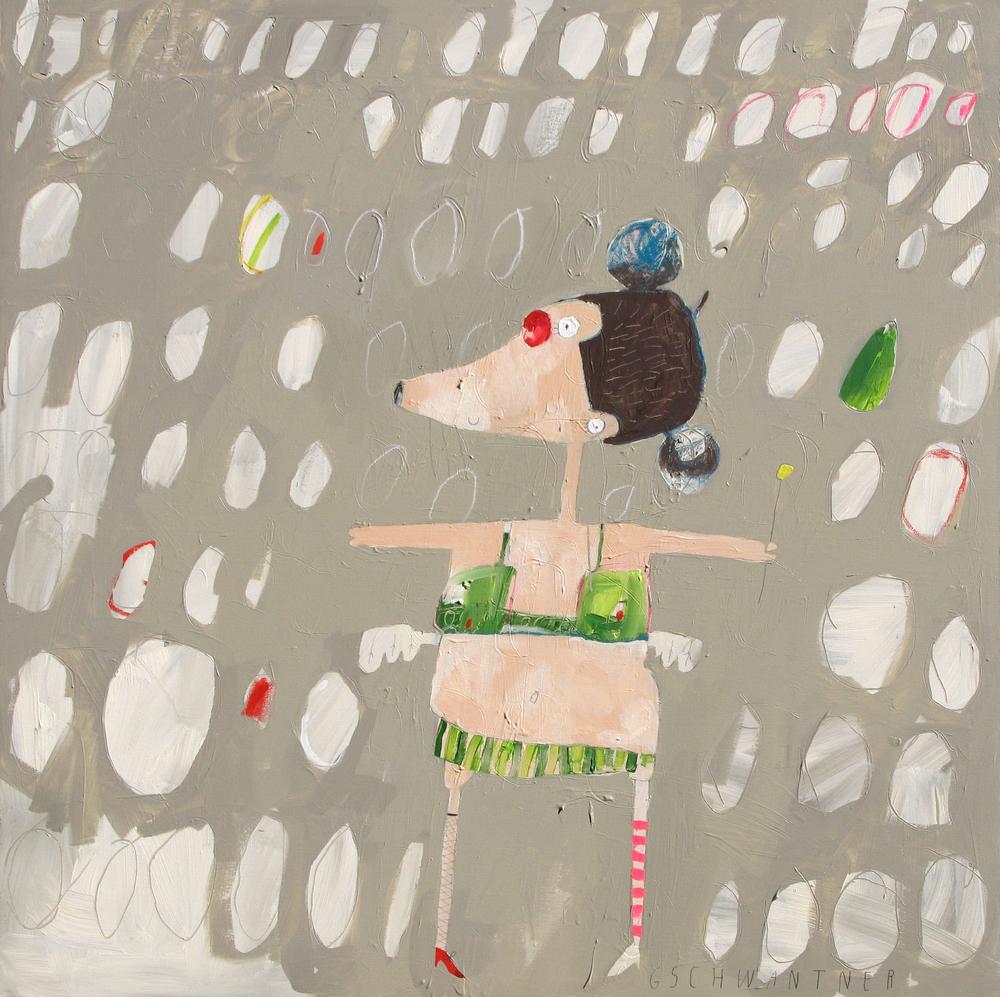 Madame Maus, 2009, 135 x 135