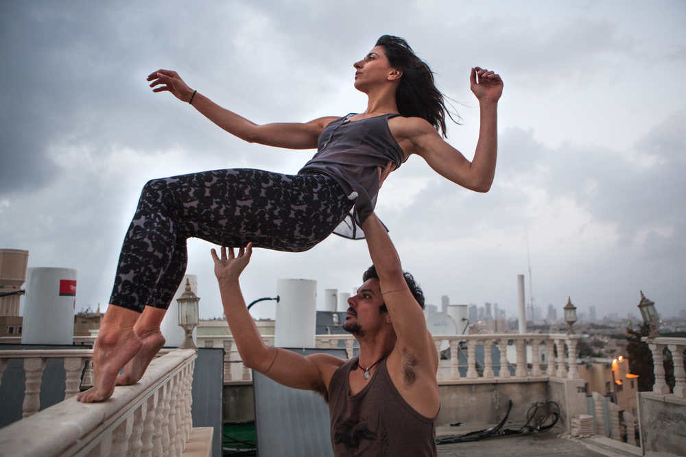 Dancers on Rooftops