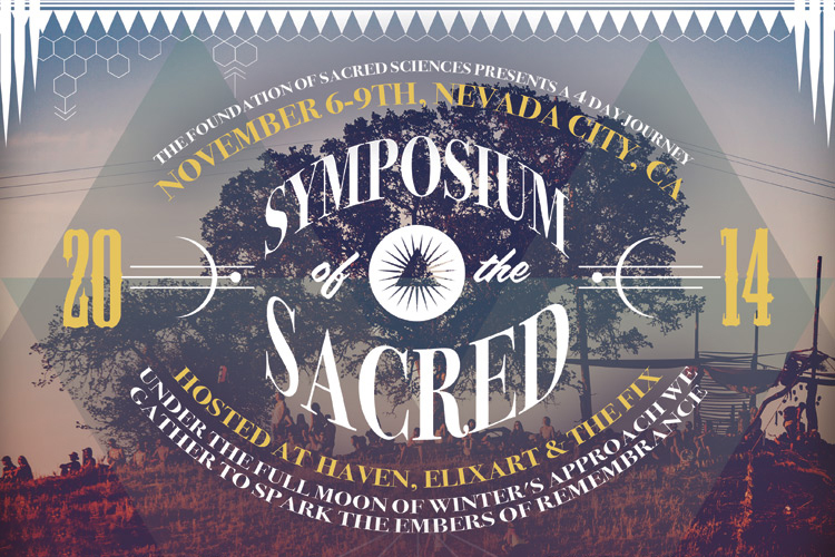 SYMPOSIUM OF THE SACRED 2014 -
