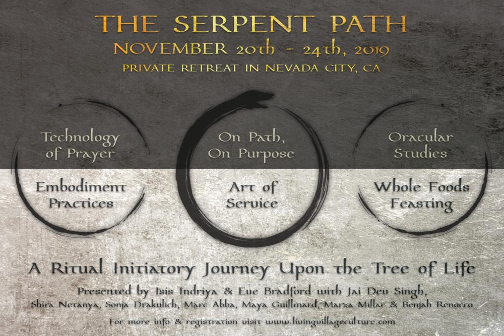 The Serpent Path — Living Village Culture
