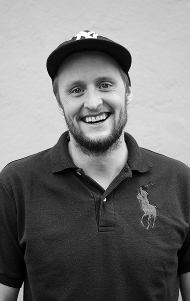 Fredrik has a background in commercial film production and marketing. With a creative and vigorousnature Fredrik will make sure that everybody knows the name Heat experience.