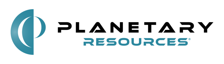 Planetary Resources logo. Image credit: Planetary Resources