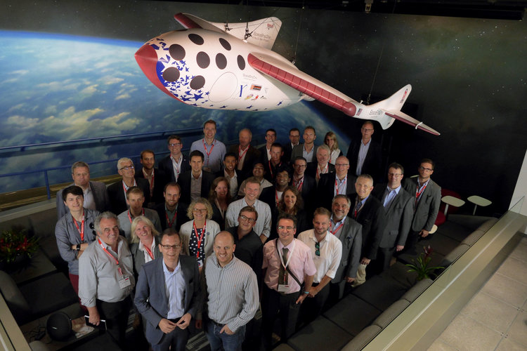Group photo. Courtesy: XPRIZE