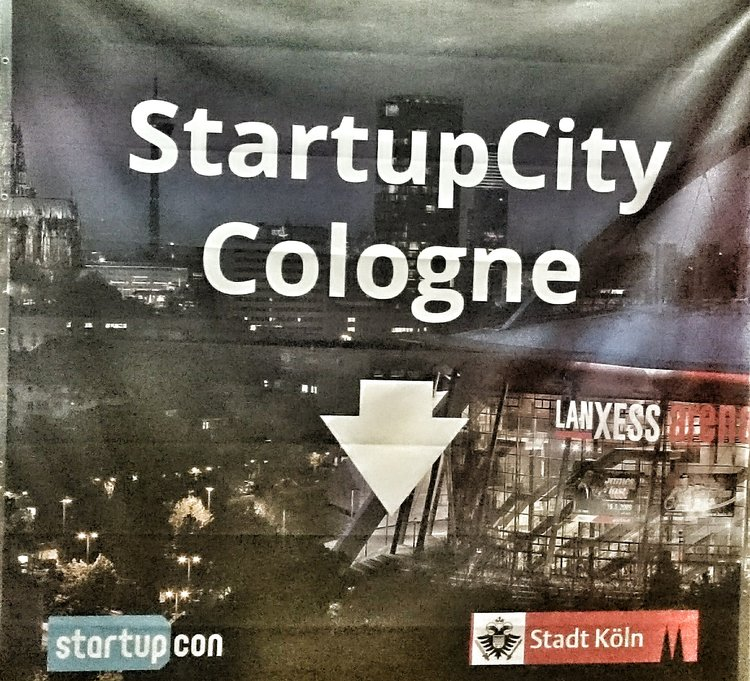 Cologne is an attractive city for startups, particularly in digital media. Credit: Spaceoneers