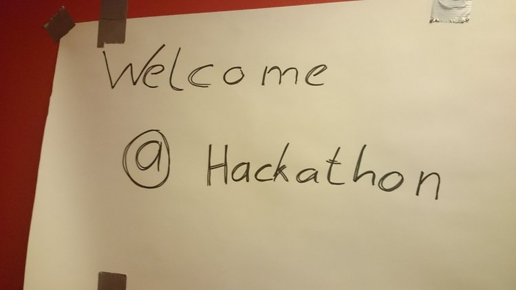 Alongside the many talks and workshops, various hackthons took place at the StartupCon. Credit Spaceoneers