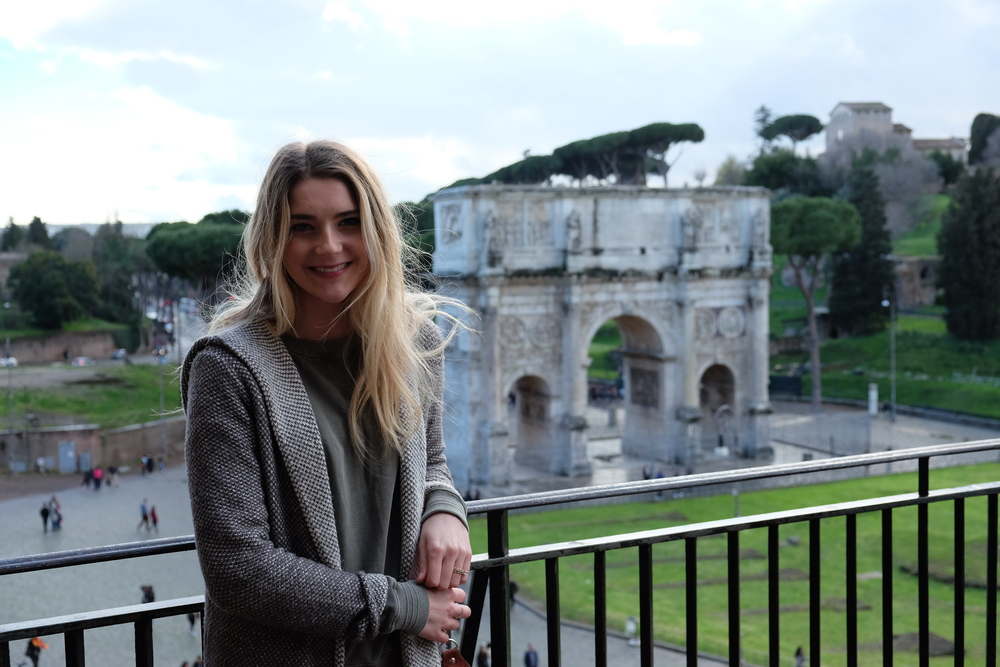 Arch of Constantine, Roma, Italy