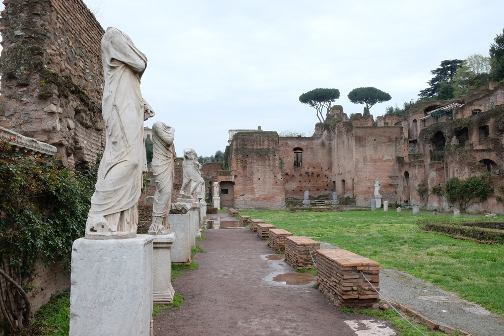 Roman Forum, Roma, Italy