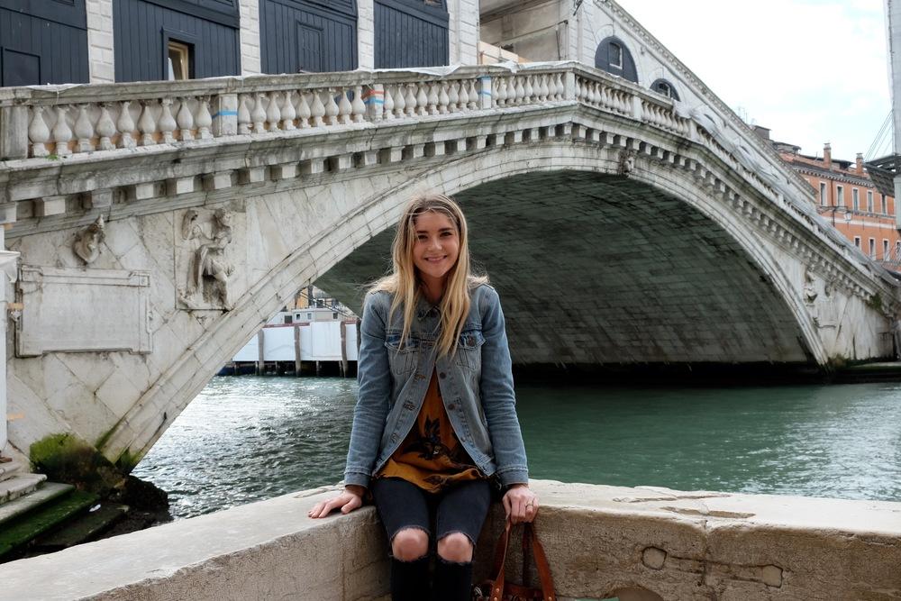 Rialto Bridge, Venezia, Italia