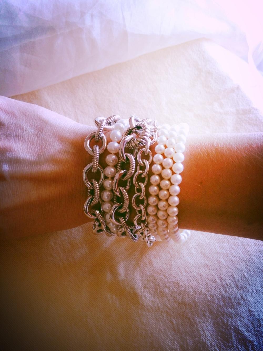 GGZ Layered Bracelets Bridal Jewelry.jpg