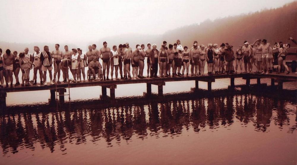 XV otwarcie Ogólnoposlkiego Sezonu Morsów w Starych Jabłonkach