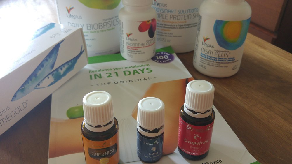 Lifeplus Stoffwechselkur recalibrage du metabolisme