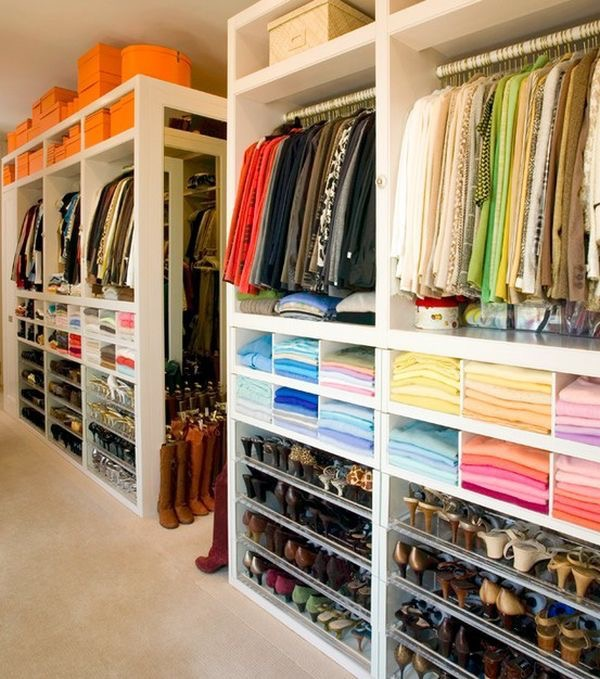 Wardrobe Organisation 101