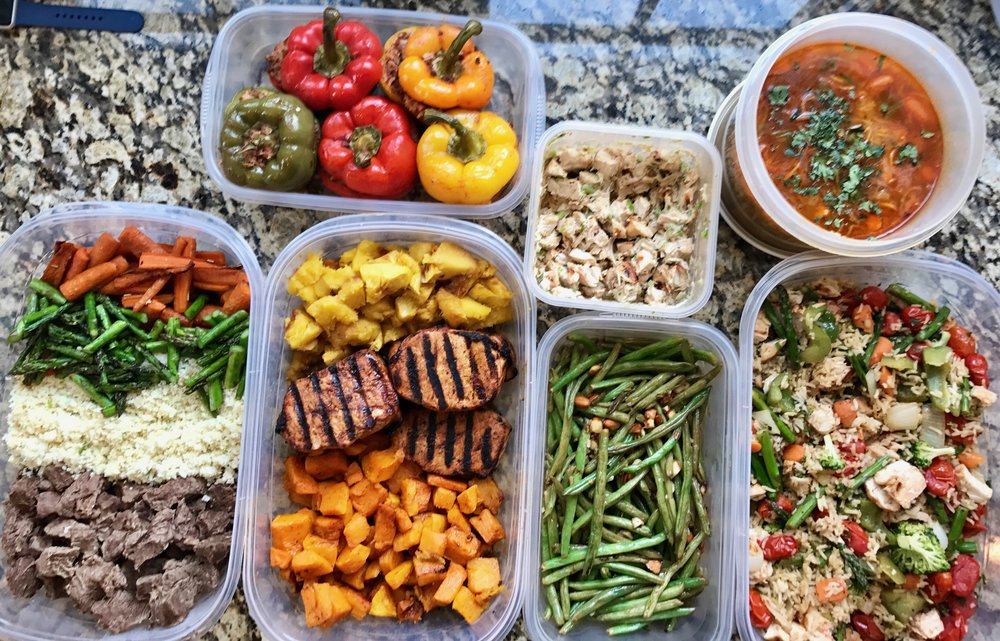 Personal Chef Service Food By Bel Healthy Meal Delivery In