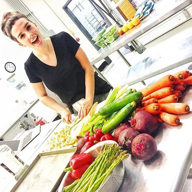 "This was me back in 2016 when Food by Bel was just becoming a ""real"" business. I would prep 70 some meals for my 10 or so clients, and my seeet hubby would come in to help do dishes etc in the midst of these frantic prep sessions! Since then we've cooked for hundreds and hundreds of amazing clients and built a phenomenal team (I wish I had a current photo of our whole crew!) For #internationalwomensday I just want to thank you for supporting our female owned company 💘 I'm so thankful for the incredible mentors I've had along the way, especially @ecdi_oh and @the_growingcollective, the other lady bosses I've met (xo, @clairecoderofficial and @cbuspersonalassistants) and all the people who have encouraged and believed in me! And there's no doubt I would still be back a square one without putting my trust in God. Food by Bel still a small business but we make a difference for the better in our city every day and I'm so proud of what we've created! Ladies, you 👏 can 👏 do 👏 BIG 👏 things!!!"