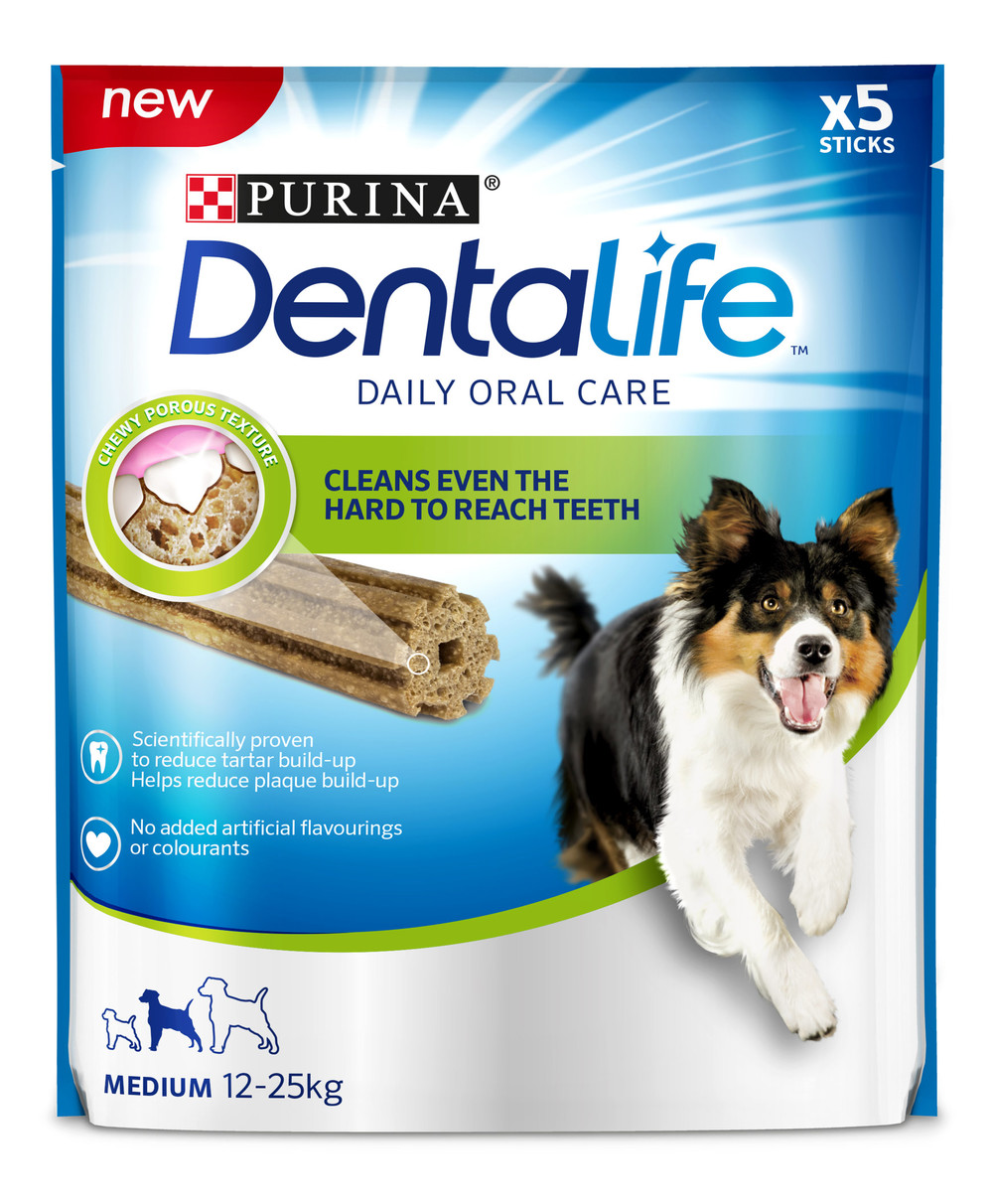 Purina Dentalife ad campaign photography