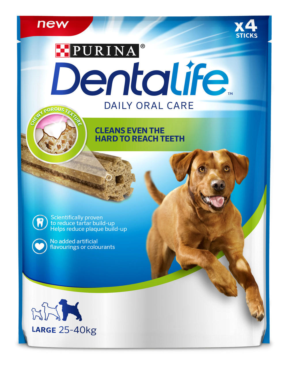 Purina Dentalife campaign