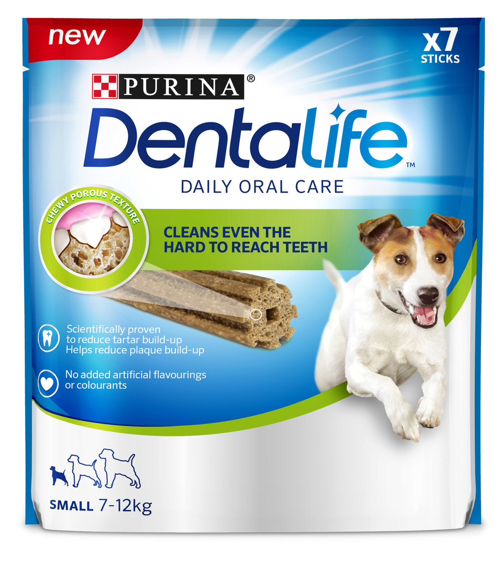 Purina Dentalife photo dog