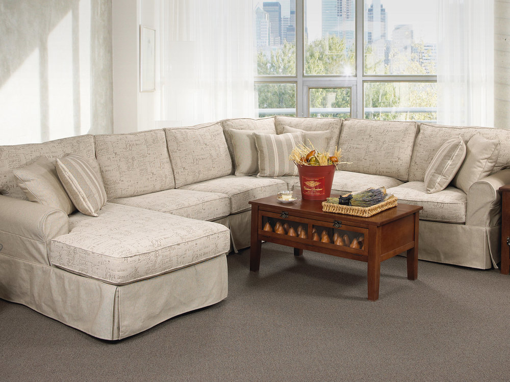 Attractive High Quality Canadian Custom Furniture. Brentwood ...