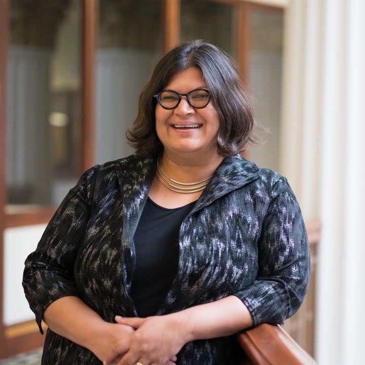 Surina Khan, CEO, The Women's Foundation of California