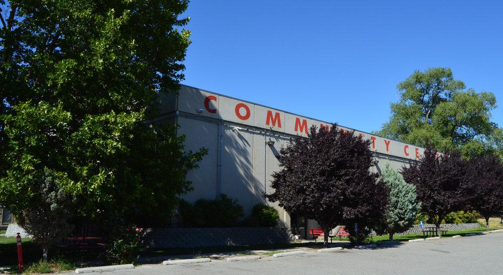 Omak Community Center