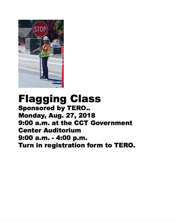 Flagging Class