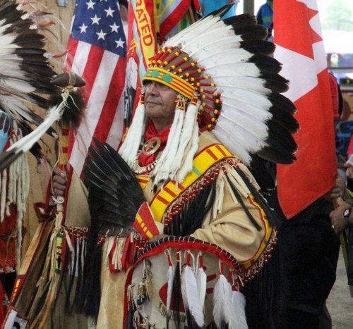 veterans colville tribes