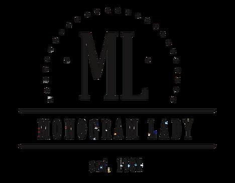 Monogram Lady