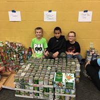 Caring & Sharing Food Drive