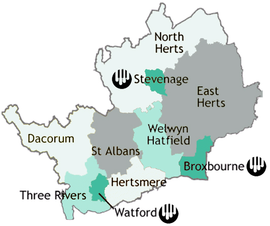 M24 Hertfordshire map.jpg