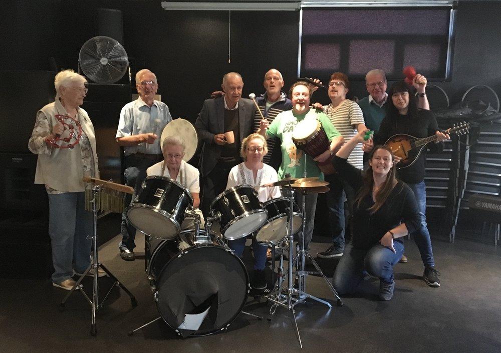 Hoddesdon Group, September 2017