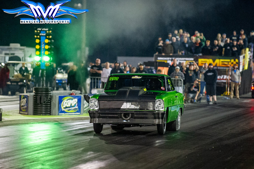 Ryan Milliken - Diesel Powered Record Holder. Top Ten quickest X275 pass in history