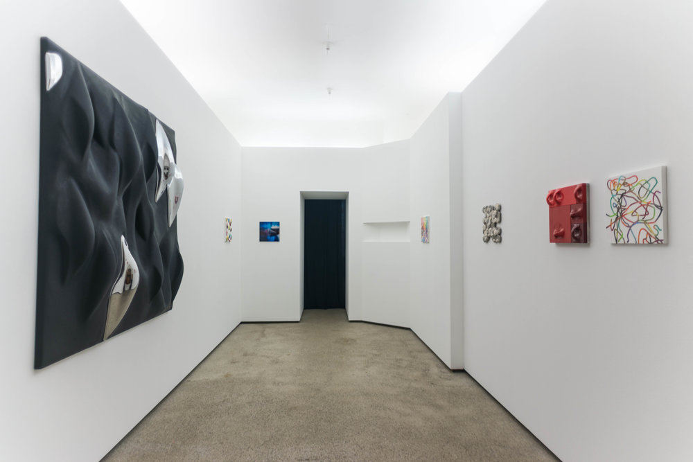 installation view, Semjon Contemporary, 2017