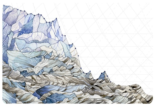 Decline in Glacier Mass Balance