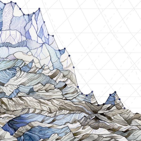 Decline In Glacier Mass Balance