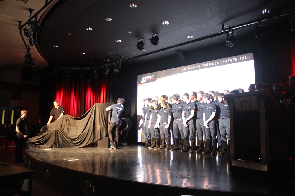 AXFF-16 UNVEILING
